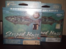 SCIENTIFIC ANGLERS MASTERY  SERIES  STRIPED BASS