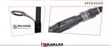 HERAKLES CALIDA PRO EVOLUTION SPINNING SERIES