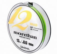DAIWA MORETHAN 12BRAID