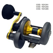 FIN NOR PRIMAL LEVER DRAG REEL
